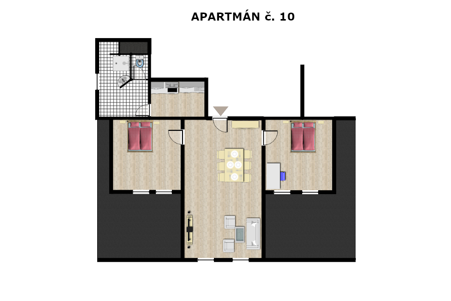 Apartment no. 10