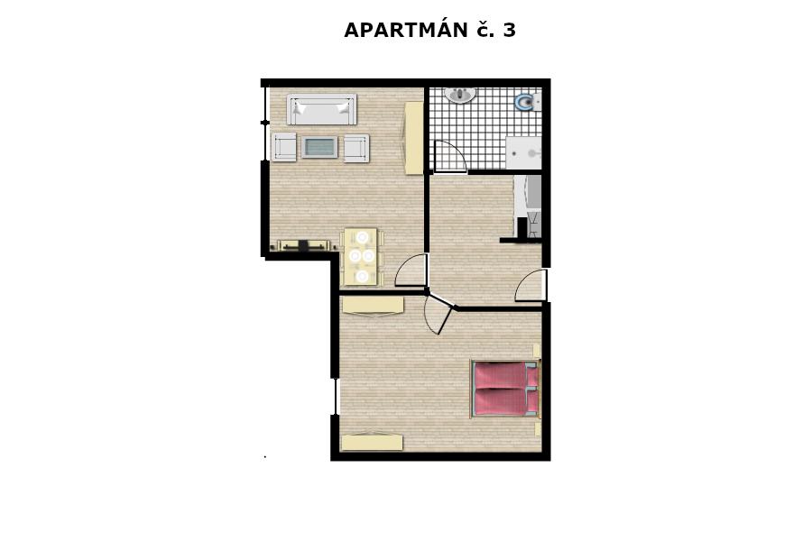 Apartment № 3