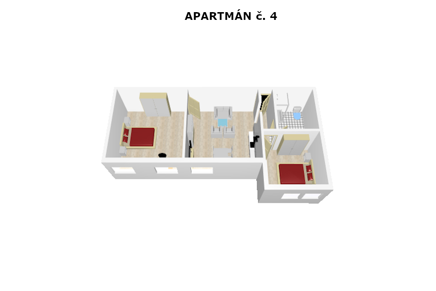 Apartment no. 4