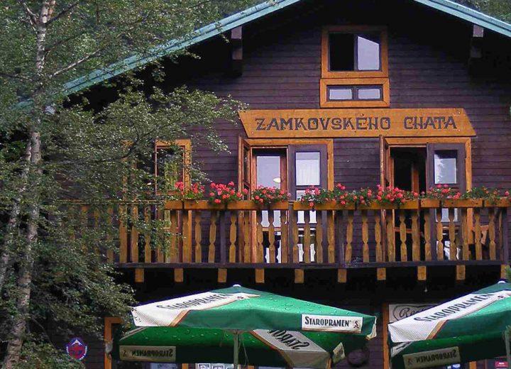 Zamkovského Chalet