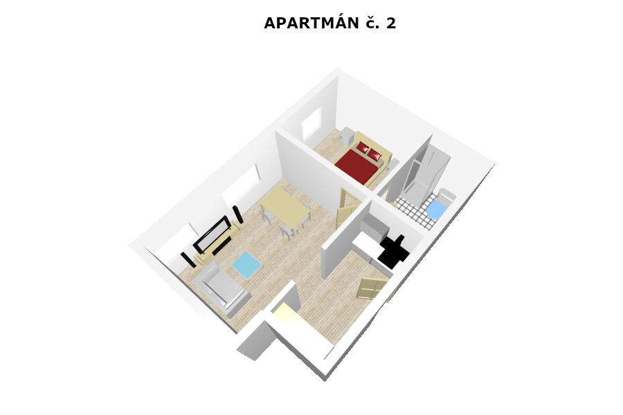 Apartment no. 2